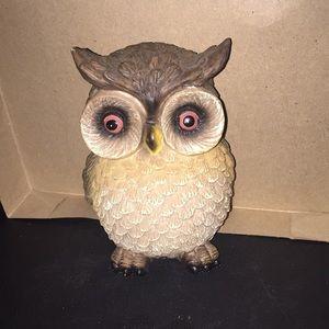 Other - Owl ceramic decor